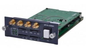 Новые 4-канальные GSM модули AddPac для VoIP-GSM шлюзов