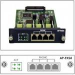 Addpac AP-FXS4