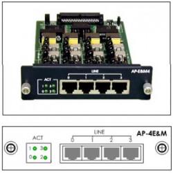 Addpac AP-E&M4